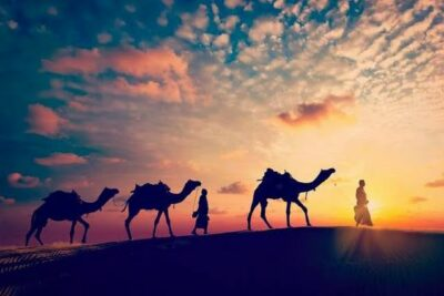 Rituel Oriental - Aux portes du desert