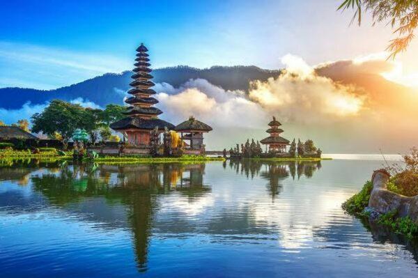 Rituel fleur de Bali - Profonde sérénité