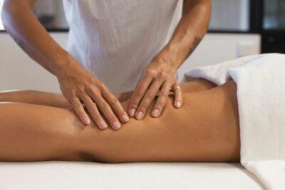 Massage Minceur - Palper rouler manuel